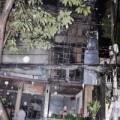 Tin tức - Cháy quán bar giữa trung tâm Sài Gòn