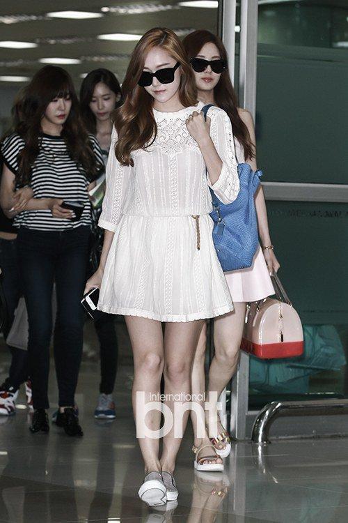 taeyeon (snsd) cuoi tuoi hon sau scandal - 5