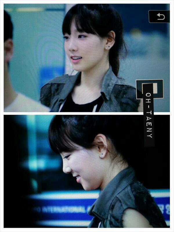 taeyeon (snsd) cuoi tuoi hon sau scandal - 3