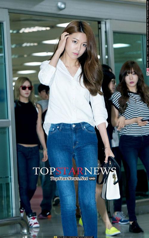 taeyeon (snsd) cuoi tuoi hon sau scandal - 11