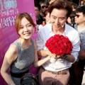 Làng sao - Chae Rim được bạn trai cầu hôn trên phố