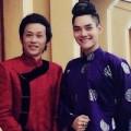 Làng sao - Con nuôi Hoài Linh bỏ thi show có bố làm MC