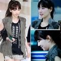 Làng sao - Taeyeon (SNSD) cười tươi hơn sau scandal