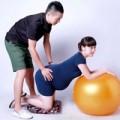 Bà bầu - Muốn đẻ dễ, phải có chồng giúp sức!