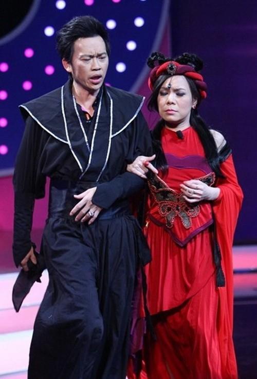 """viet huong: """"hoai linh khong lam chong toi duoc"""" - 5"""