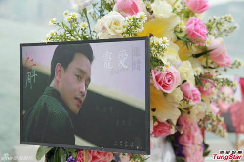 fan hongkong tuong nho ngay mat truong quoc vinh - 1