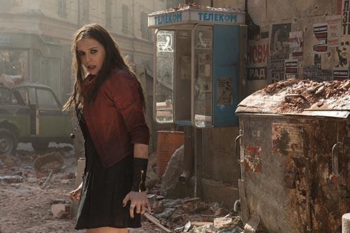 """lo dien nhan vat moi trong """"avengers: de che ultron"""" - 3"""
