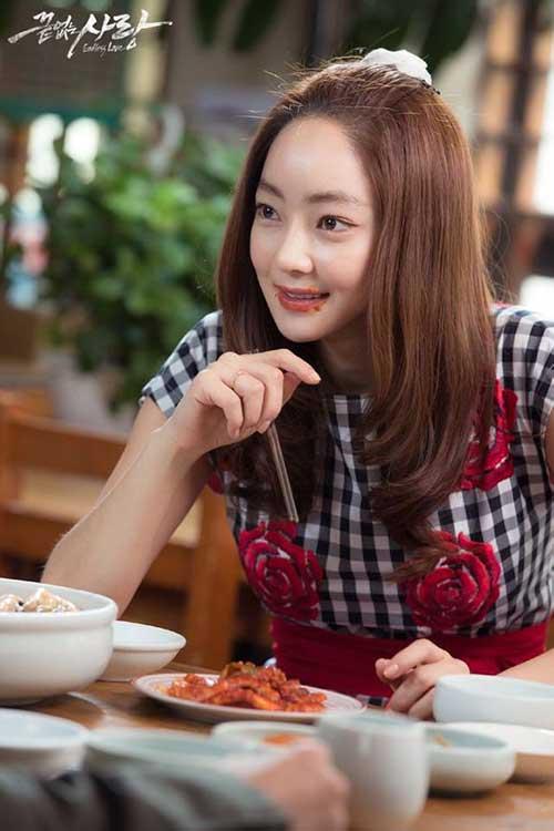 "hwang jung eum tro thanh ""toi pham vi thanh nien"" - 8"