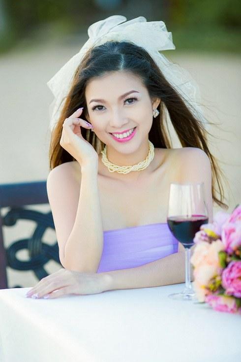 Lộ ảnh Phạm Thanh Thảo bí mật lấy chồng bên Mỹ-11