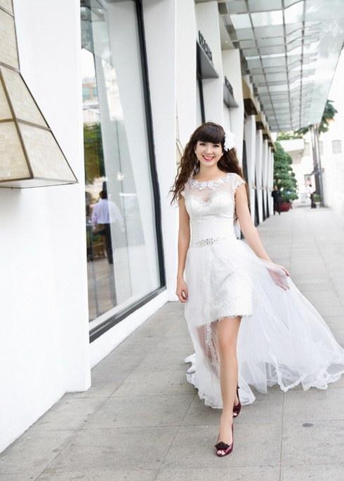 Lộ ảnh Phạm Thanh Thảo bí mật lấy chồng bên Mỹ-14