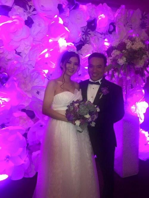 Lộ ảnh Phạm Thanh Thảo bí mật lấy chồng bên Mỹ-6