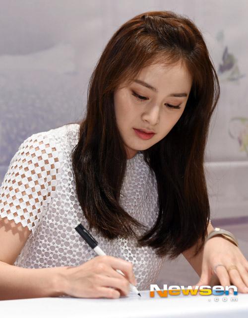 Kim Tae Hee tươi tắn giữa tin đồn sắp cưới-3