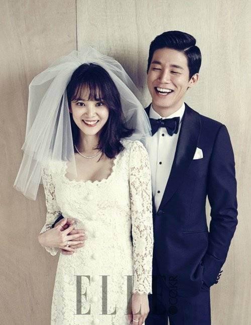 Kim Tae Hee tươi tắn giữa tin đồn sắp cưới-6