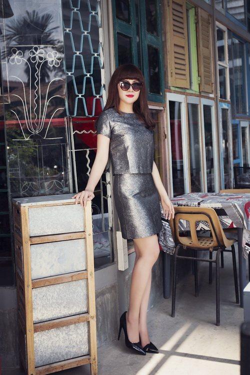 Thúy Hạnh, Lưu Thiên Hương ngày càng mặn mà-14