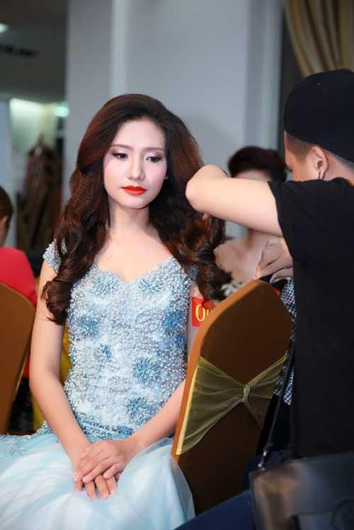 Hoàng Hạnh, Dương Hiểu Ngọc thắng lớn ở Hoa khôi thời trang-6