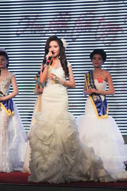 Hoàng Hạnh, Dương Hiểu Ngọc thắng lớn ở Hoa khôi thời trang-7