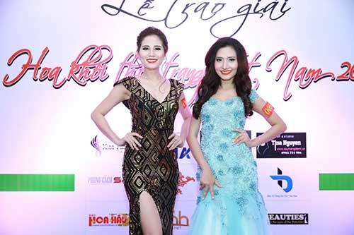 Hoàng Hạnh, Dương Hiểu Ngọc thắng lớn ở Hoa khôi thời trang-3