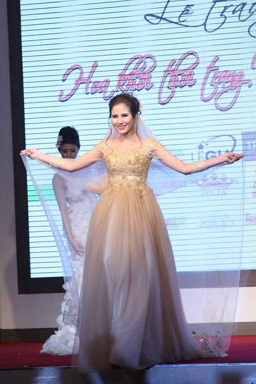 Hoàng Hạnh, Dương Hiểu Ngọc thắng lớn ở Hoa khôi thời trang-8