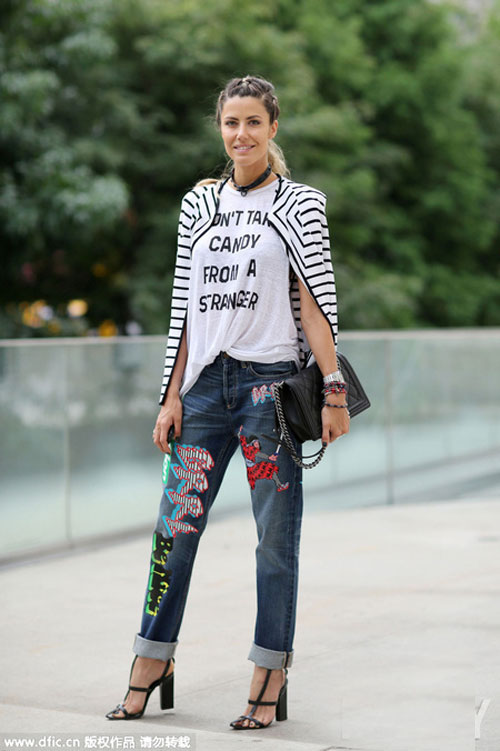 """tin do """"sot xinh xich"""" mot quan jeans chap va - 6"""