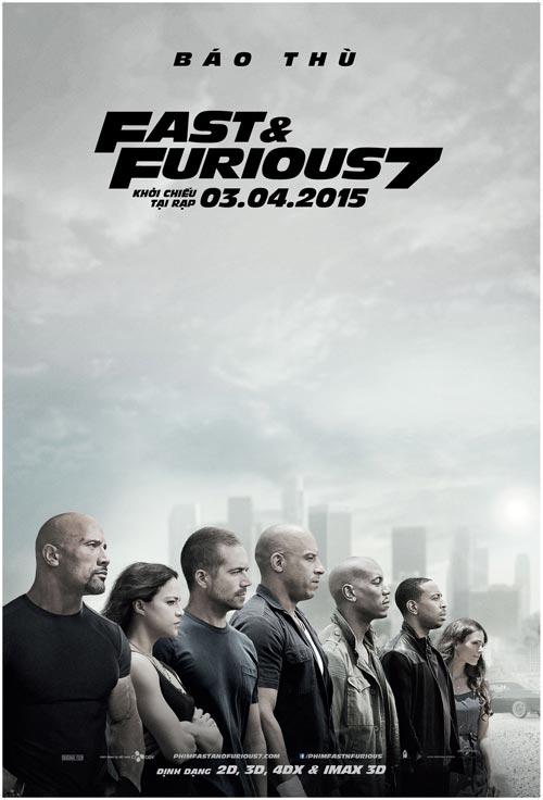 """""""fast & furious 7"""" can moc doanh thu 50 ty nhanh nhat viet nam - 2"""