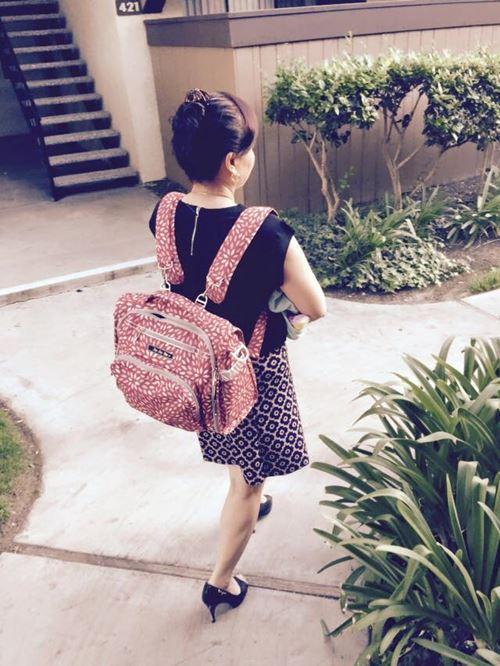 Maya khoe khéo con gái đầu lòng bụ bẫm-4