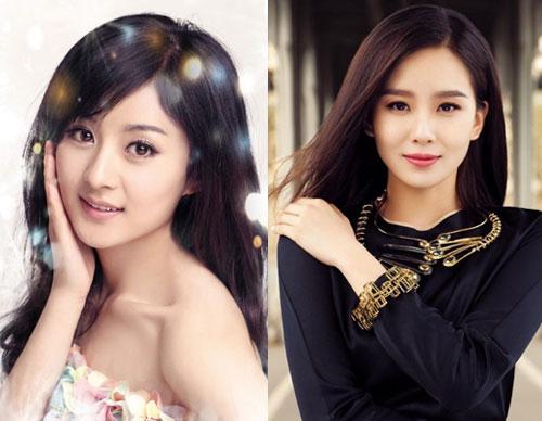 Mỹ nhân châu Á cùng tuổi: Ai trẻ hơn?-5