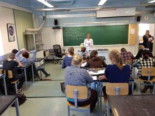"""Thực hư việc Phần Lan """"xóa sổ"""" các môn học-1"""