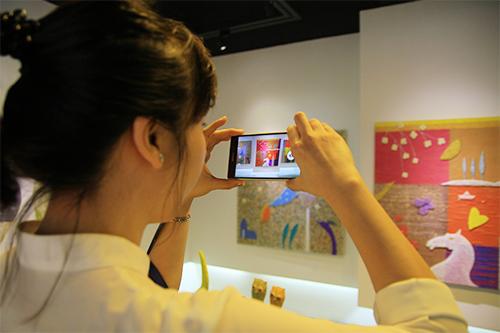 Mê mẩn tạo hình giấy thủ công Hàn Quốc tại Việt Nam-12