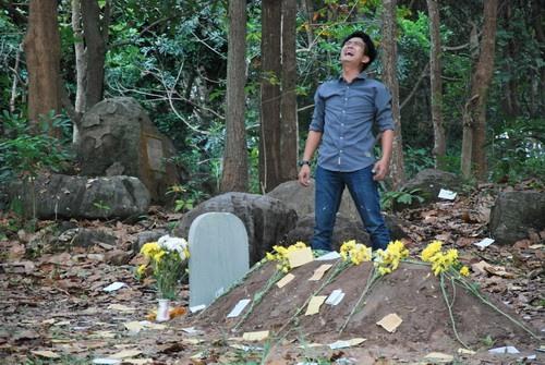 "hung thuan dong vai ""so khanh"" trong phim moi - 3"