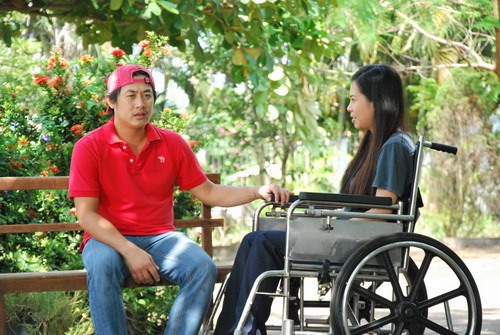 "hung thuan dong vai ""so khanh"" trong phim moi - 6"