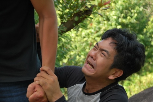 "hung thuan dong vai ""so khanh"" trong phim moi - 2"