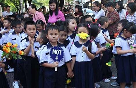tp.hcm: chinh thuc ban hanh ke hoach tuyen sinh dau cap - 1