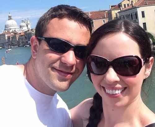 Vợ chồng mới cưới thiệt mạng sau tai nạn máy bay-3