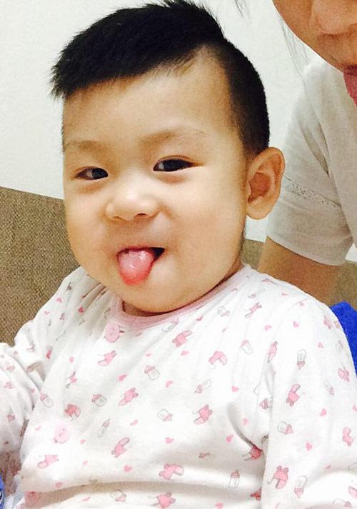 Mỹ Dung đã sinh con trai thứ hai nặng 3,6 kg-4