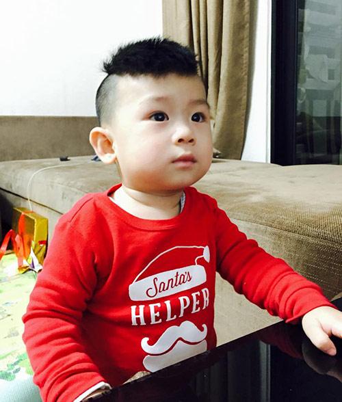 Mỹ Dung đã sinh con trai thứ hai nặng 3,6 kg-3