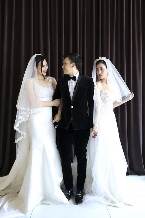 Dương Triệu Vũ hạnh phúc làm chú rể-3