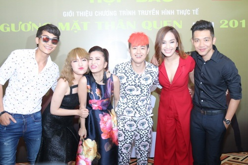 "khuong ngoc bat ngo tham gia ""guong mat than quen 2015"" - 3"