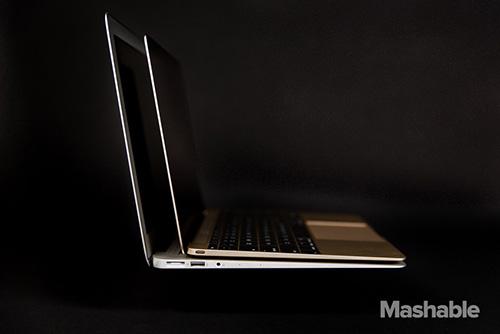 can canh ve dep me hoac cua macbook retina gold - 10