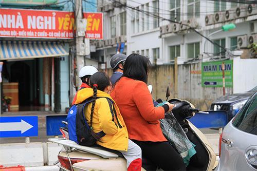 ngay dau phat hs khong doi mbh: con nhieu vi pham - 3