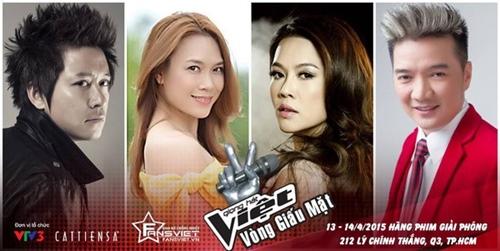 my tam xac nhan lam giam khao giong hat viet 2015 - 1