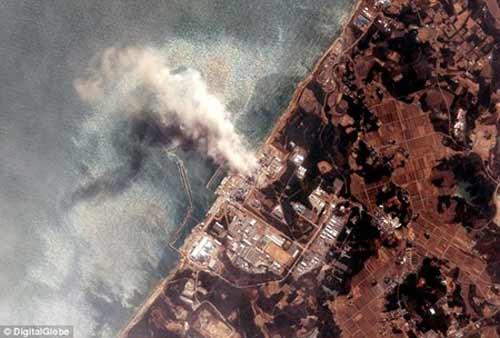 video: canh tuong am anh trong nha may hat nhan fukushima - 1