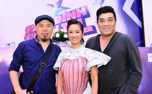 diva hong nhung tang can hay la mac loi 'dao keo'? - 2