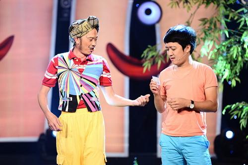 "truong giang: ""hoai linh la kim chi nam song cua toi"" - 3"