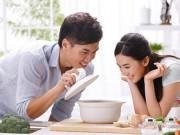 Hôn nhân - Gia đình - Rơi nước mắt vì bữa cơm chồng nấu