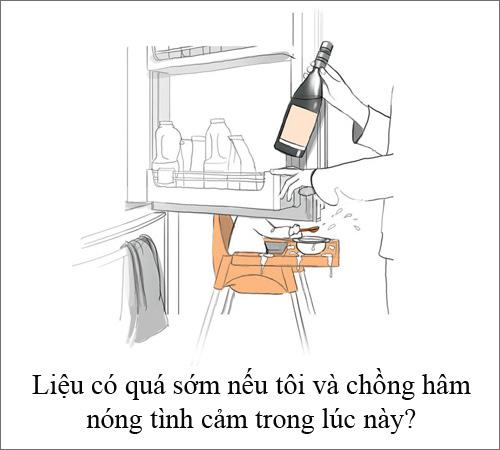 """xem them bo anh """"su that tran trui ve nam dau lam me"""" - 8"""