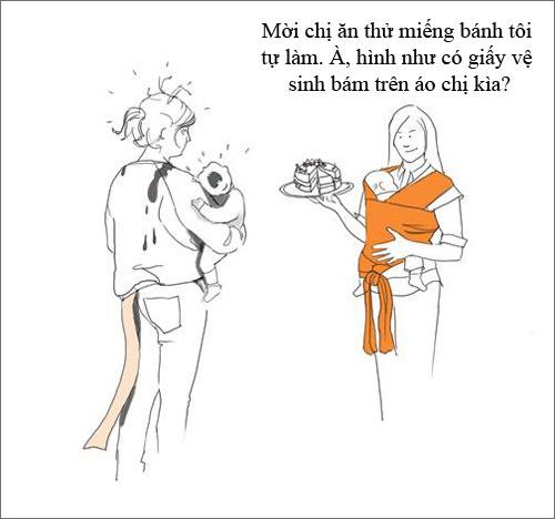 """xem them bo anh """"su that tran trui ve nam dau lam me"""" - 6"""