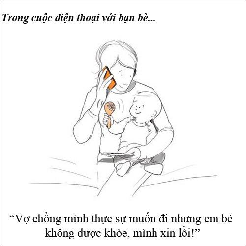 """xem them bo anh """"su that tran trui ve nam dau lam me"""" - 5"""