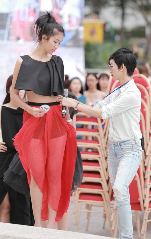 chan dai tat bat tong duyet truoc dep fashion runway - 7