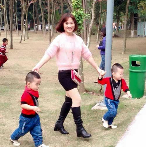gap ba me me lam do an vat cho con hut nghin chi em - 1