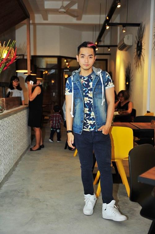 trinh kim chi van thon gon du 'bung bau' 7 thang - 10